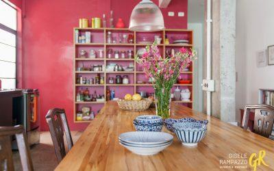 Histórias de Casa – Fotografei uma cozinha vermelha!