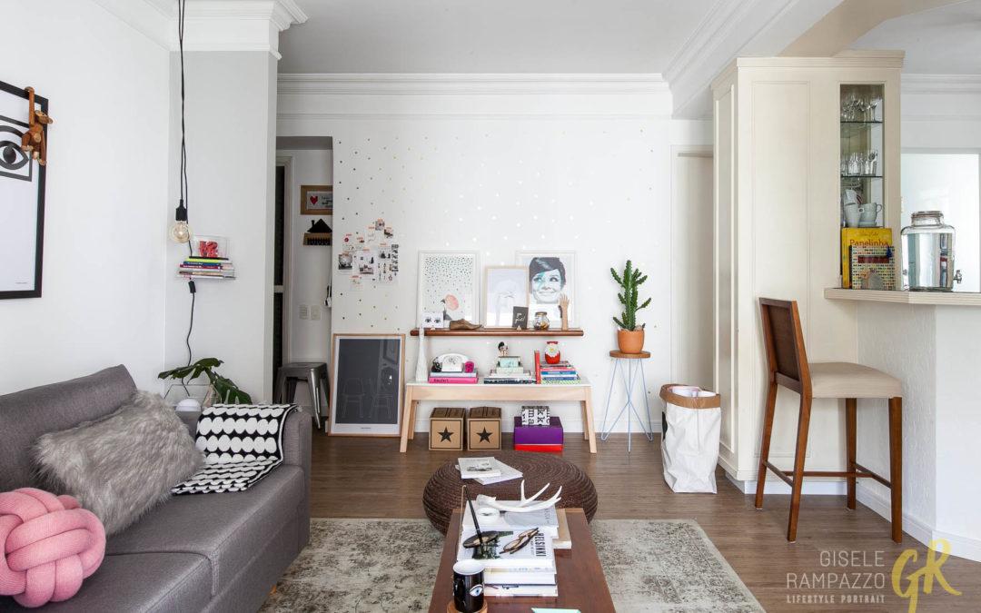 Histórias de Casa – A decoração do Apto41