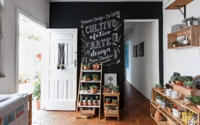 Histórias de Casa – Visitamos o DaHorta e Branco Design