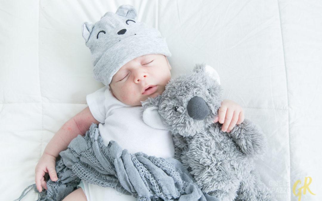 Ensaio Newborn – Pedro {24 dias}