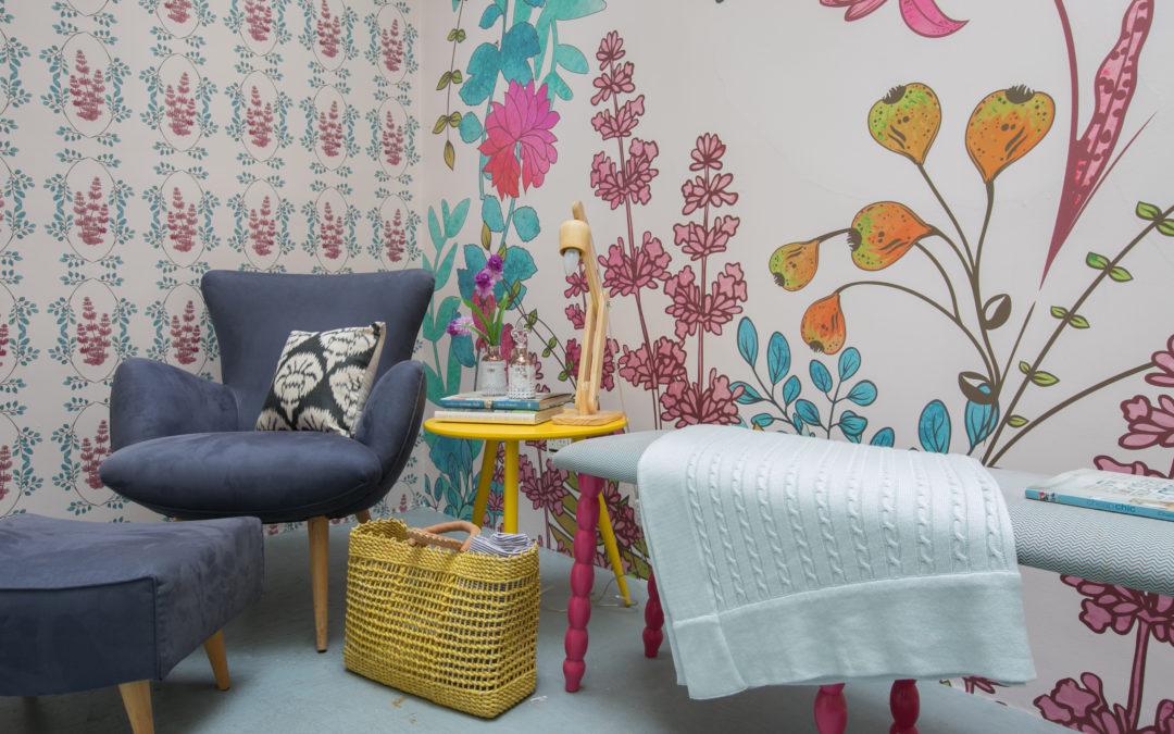 Bárbara Jalles dá toque único ao cantinho das crianças com papeis de parede exclusivos | Glamurama